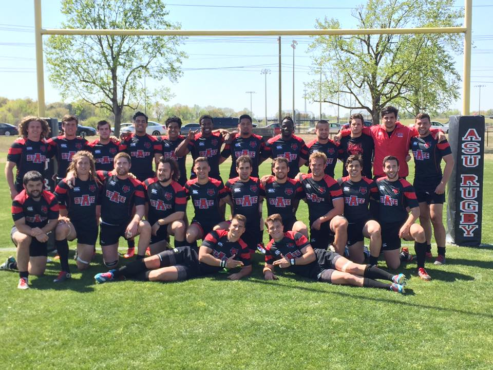 Arkansas State Rugby Team