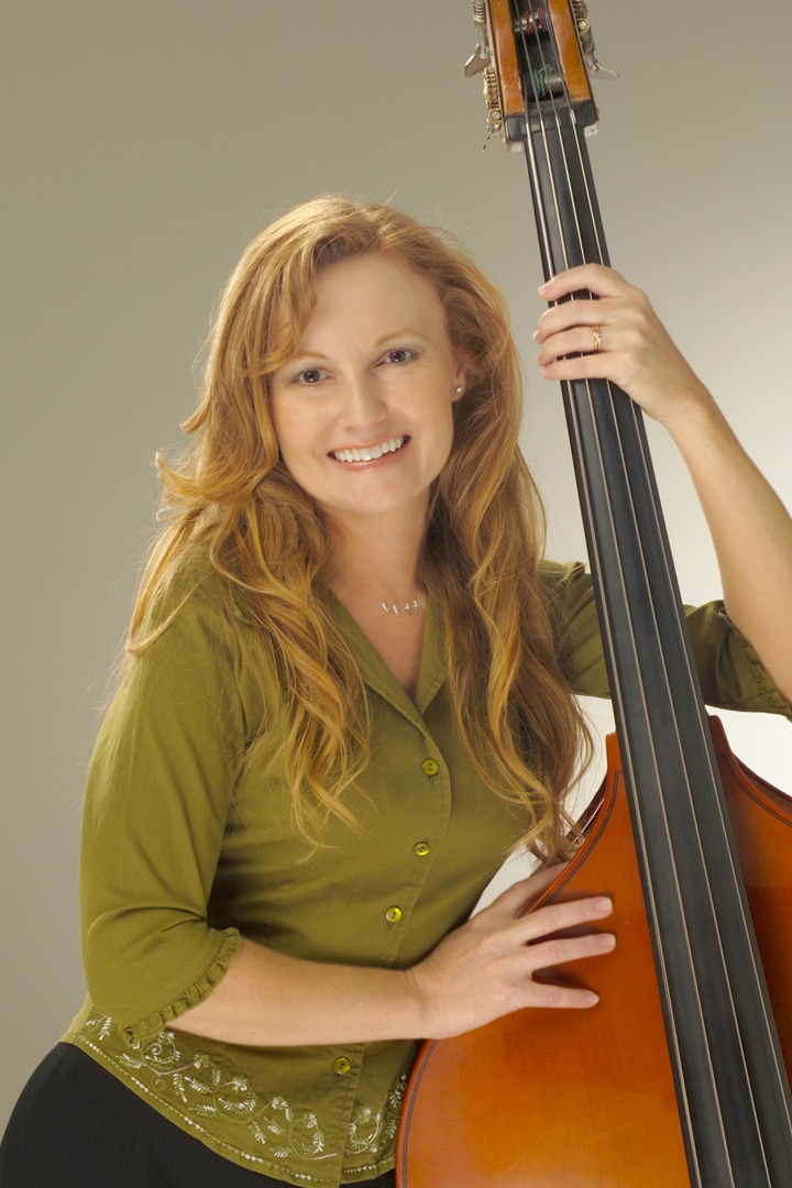 jeanette williams with bass