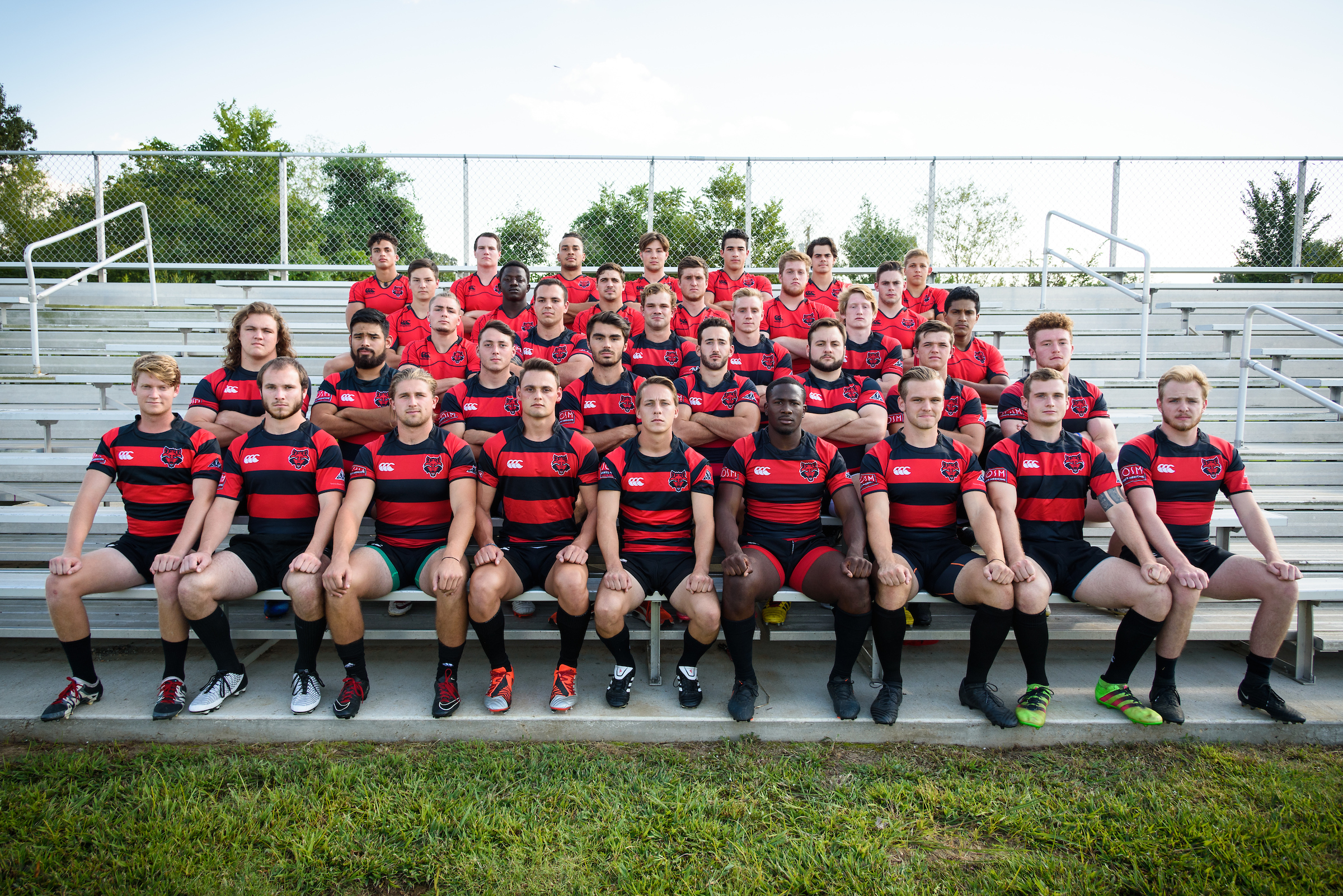2018 Arkansas State rugby team