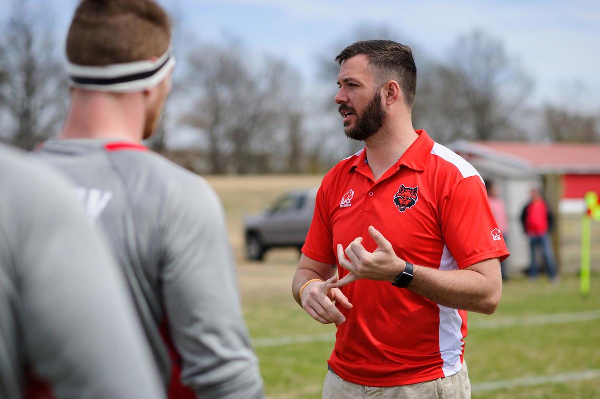 Head Coach Blake White