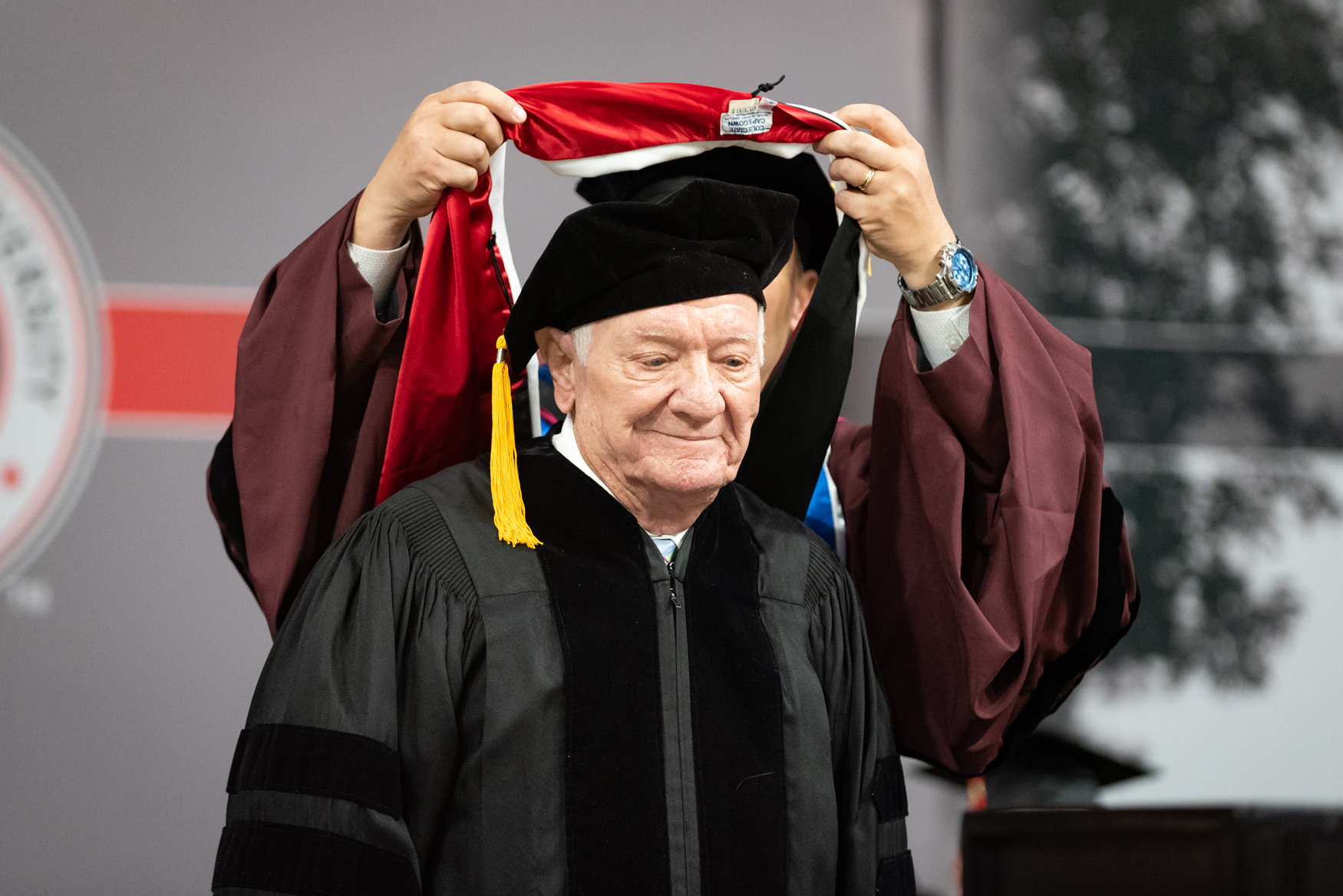 Record Degrees, Milestone Alumnus and Honorary Doctorate Highlight ...