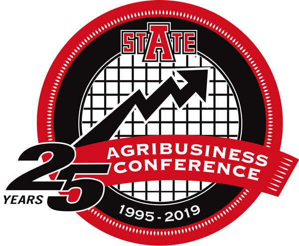 AgriBusiness Conference logo 25th year