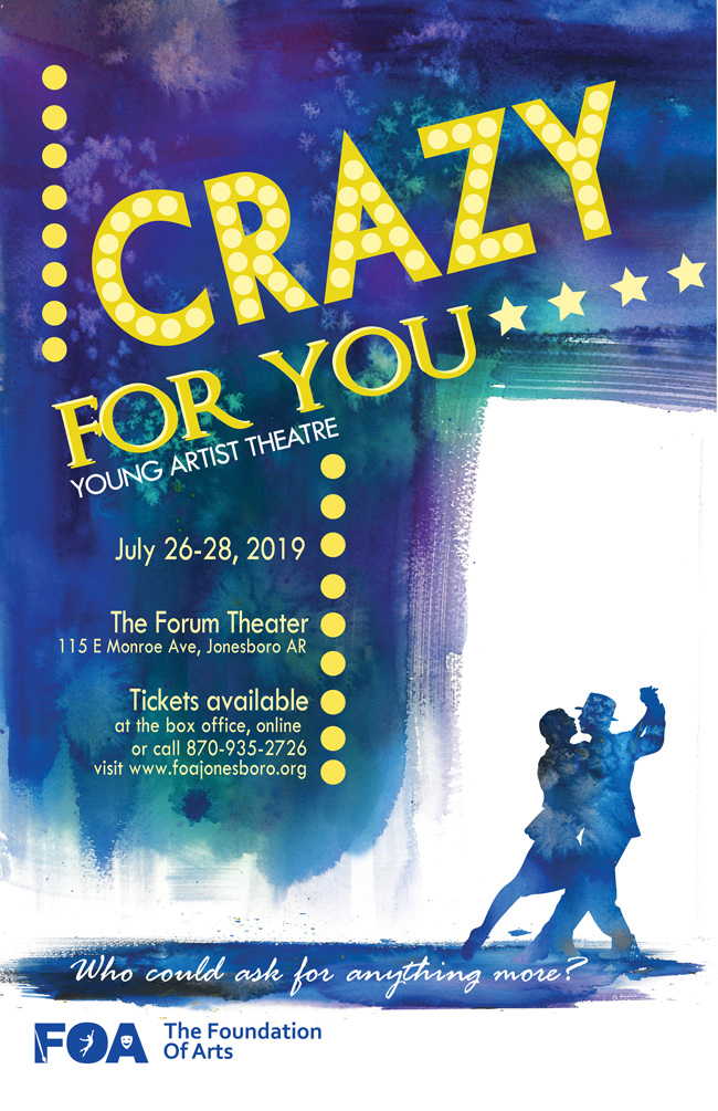 Crazy-for-You-promotional poster