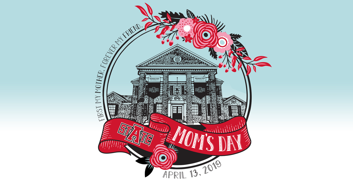 Mom's Day at A-State on April 13, 2019