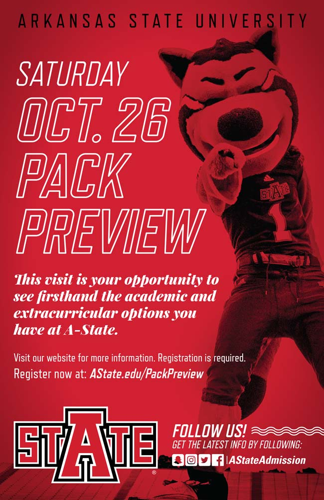 Pack Preview Poster