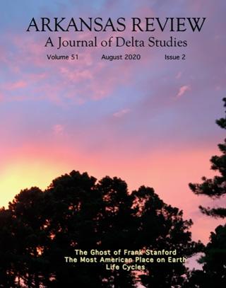 Arkansas Review cover v. 51, no. 2