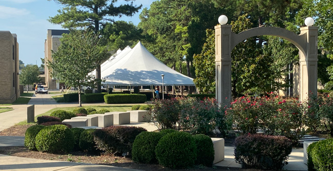 Tent-and-Arch
