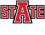 a-state block logo