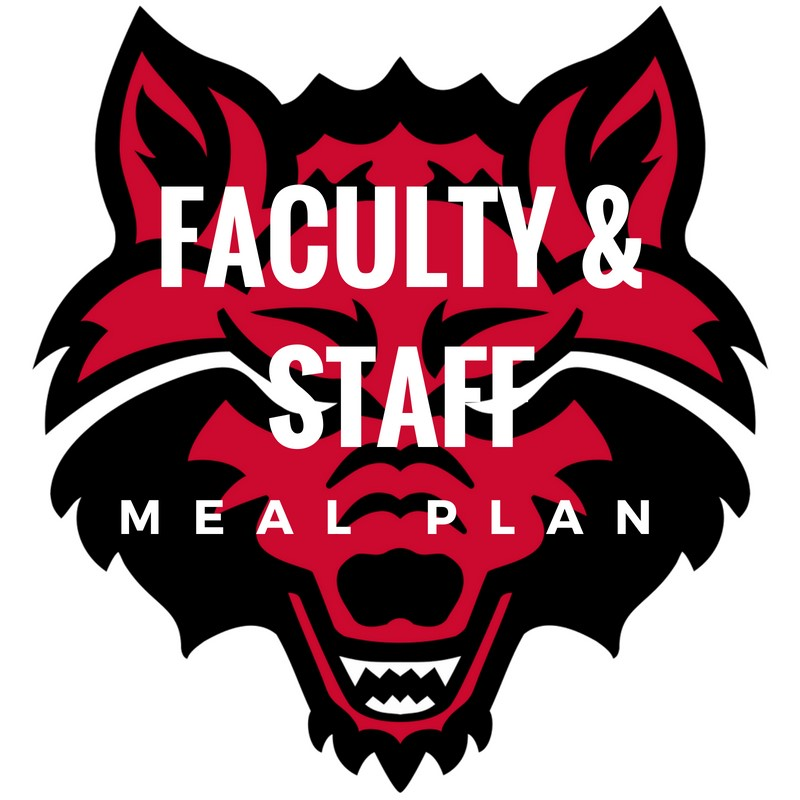 Faculty & Staff Meal Plan Image