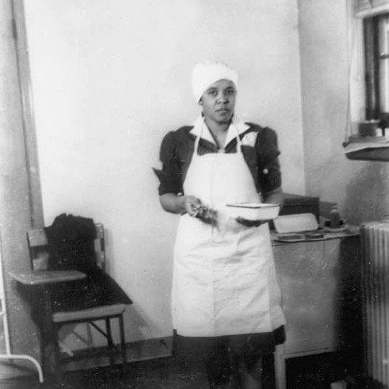 Odessa Hale, NEA Midwife in the 1960's