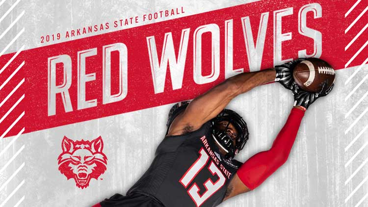 2019 Arkansas State Red Wolves Football