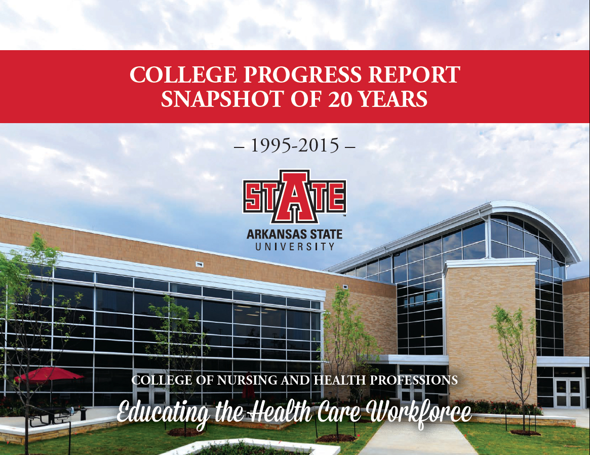 20 Year Progress Report Cover