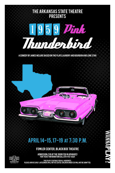 Pink Thunderbird 2017 poster small