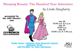 Sleeping Beauty: The Hundred Year Adventure