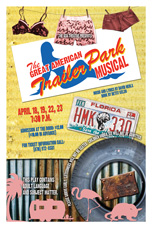 The Great American Trailer Park Musical Poster