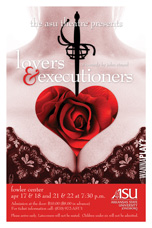 Lovers and  Executioners Poster