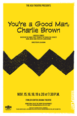 Charlie Brown Poster
