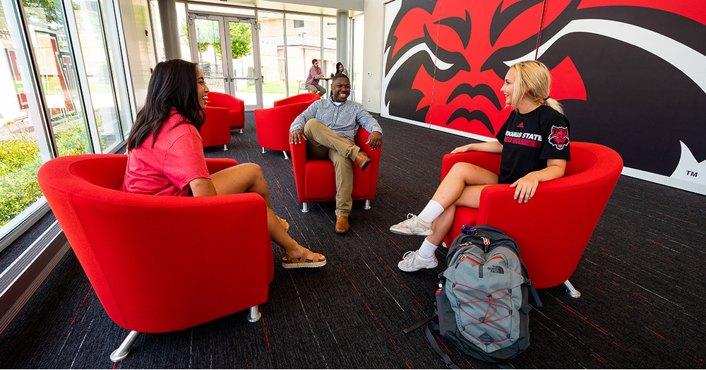 A-State Receives Insight into Diversity's 2018 HEED Award