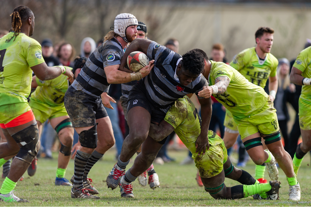 A-State Rugby Club Knocks Off Top-Ranked Life University