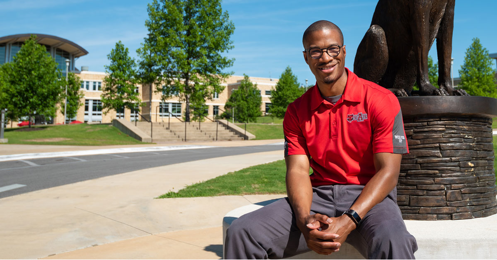 Get to Know the Staff: Adonis Thompson