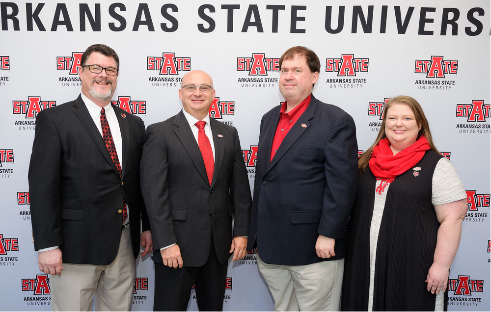 Baine Endows Scholarship at Arkansas State