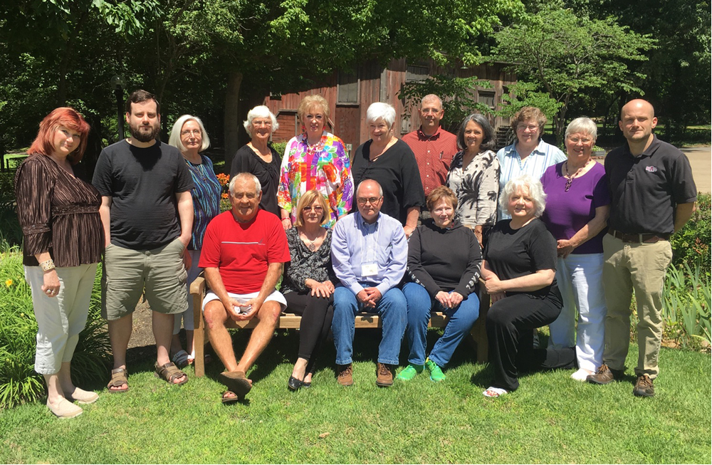 Writers Complete HPMEC Summer Retreat