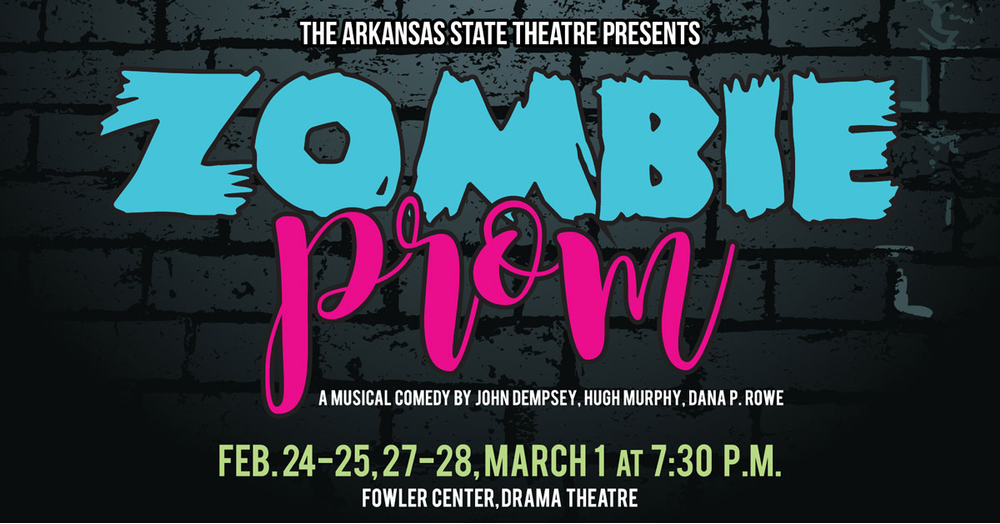 Theatre Announces Cast and Crew for 'Zombie Prom'
