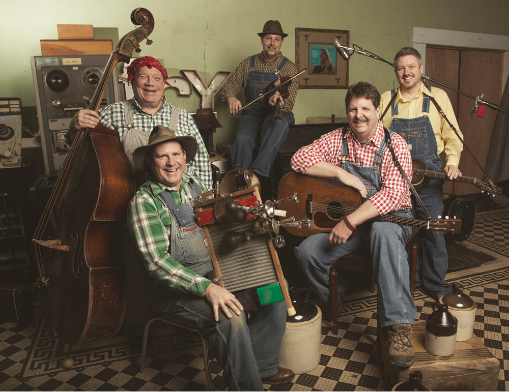 Bluegrass Monday to Feature Tennessee Mafia Jug Band