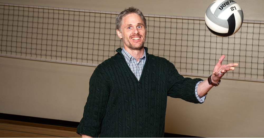 Get to Know the Faculty: Scott Doig