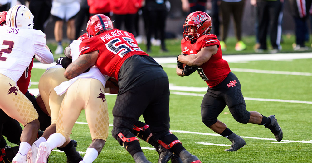 A-State Becomes Bowl Eligible with 30-12 Victory over Texas State