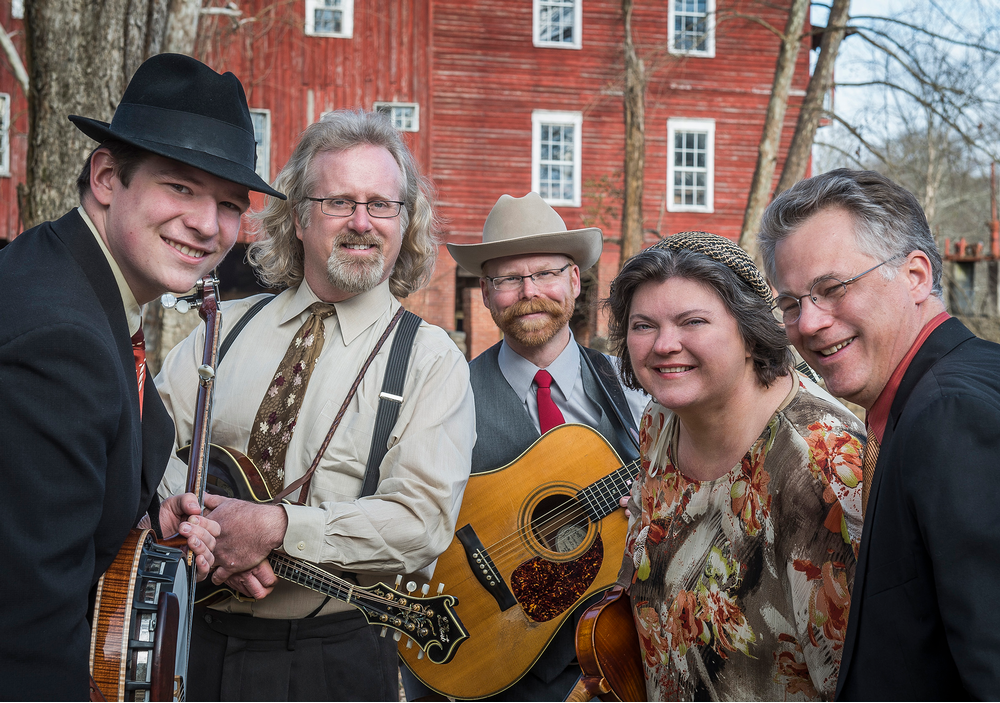 Bluegrass Monday to Feature Monroe Crossing