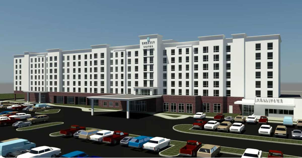 O'Reilly Hospitality Management, LLC and Hilton Worldwide announce franchise agreement in Jonesboro, Ark.