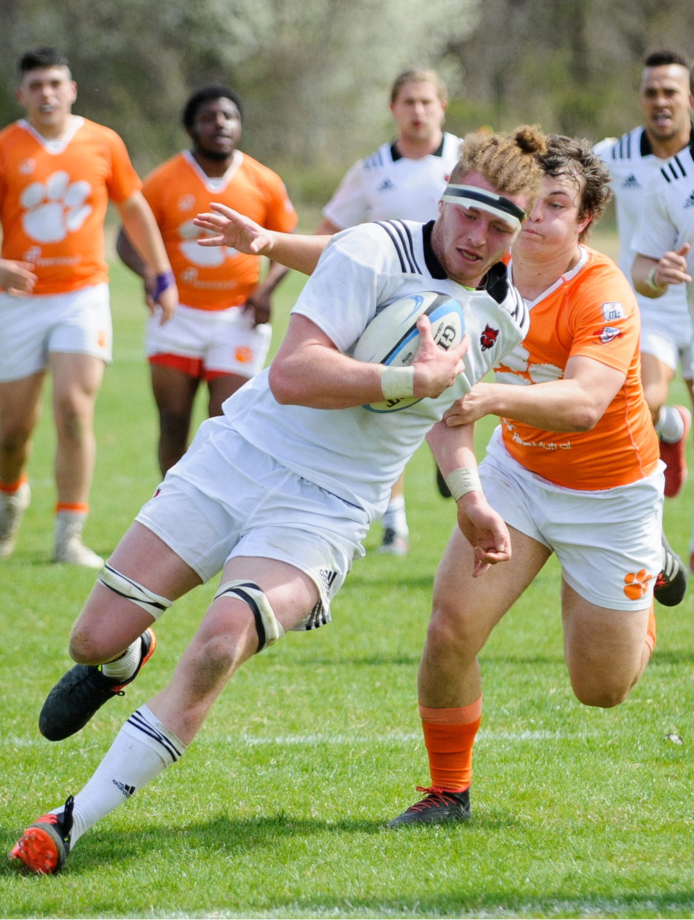 A-State Rugby Hands Clemson 57-21 Loss