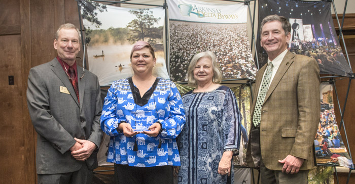 Arkansas Delta Byways Recognizes Tourism Achievement