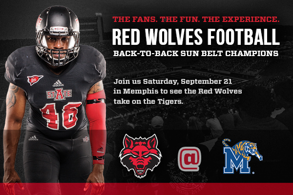 Football vs. Memphis