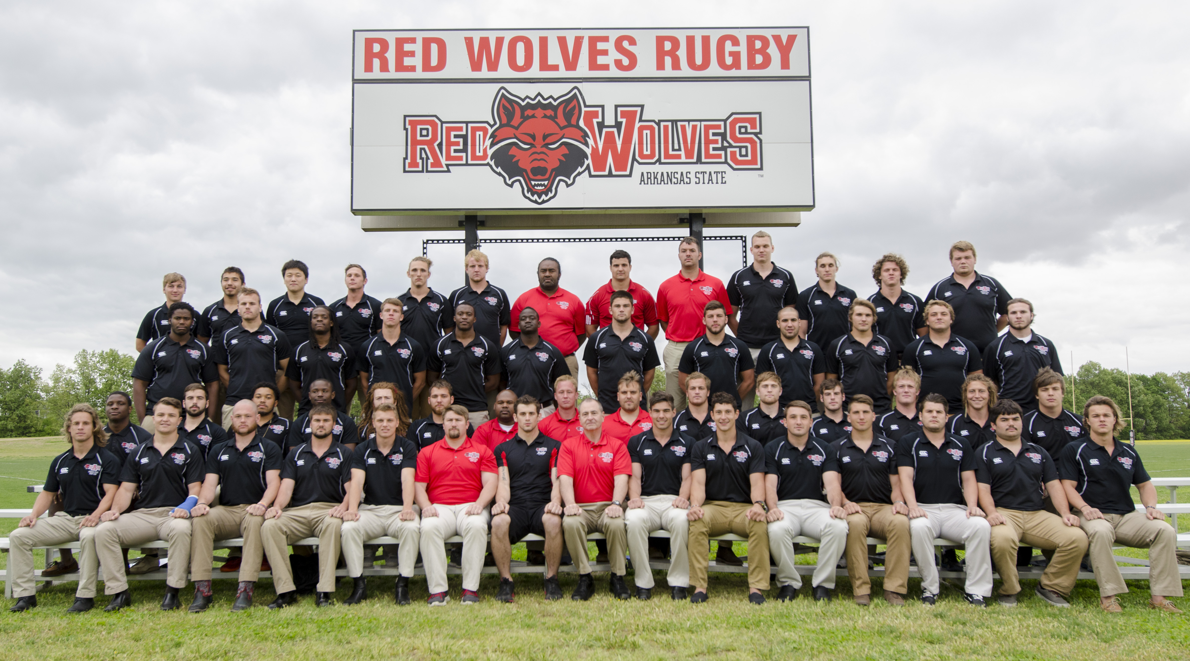 2013-14 Rugby Team