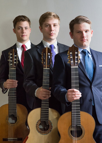 Mobius Trio to Perform in Riceland Series at Fowler Center
