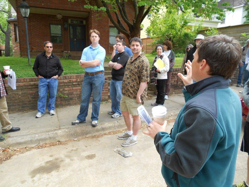 Architectural Tour in 2012