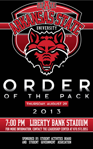 Order of the Pack Poster