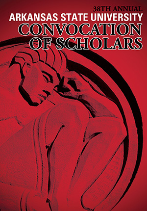 39th Annual Convocation of Scholars Begins Monday