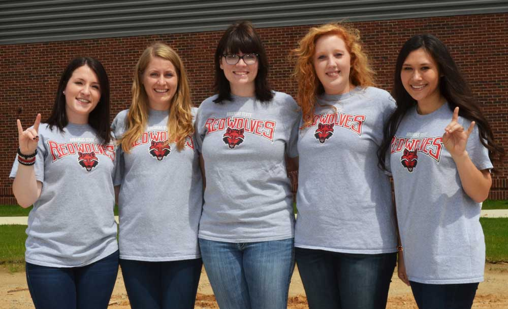 Volunteer A-State Council 2015-16