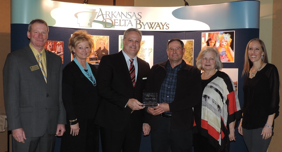 Award for Historic Dyess Colony
