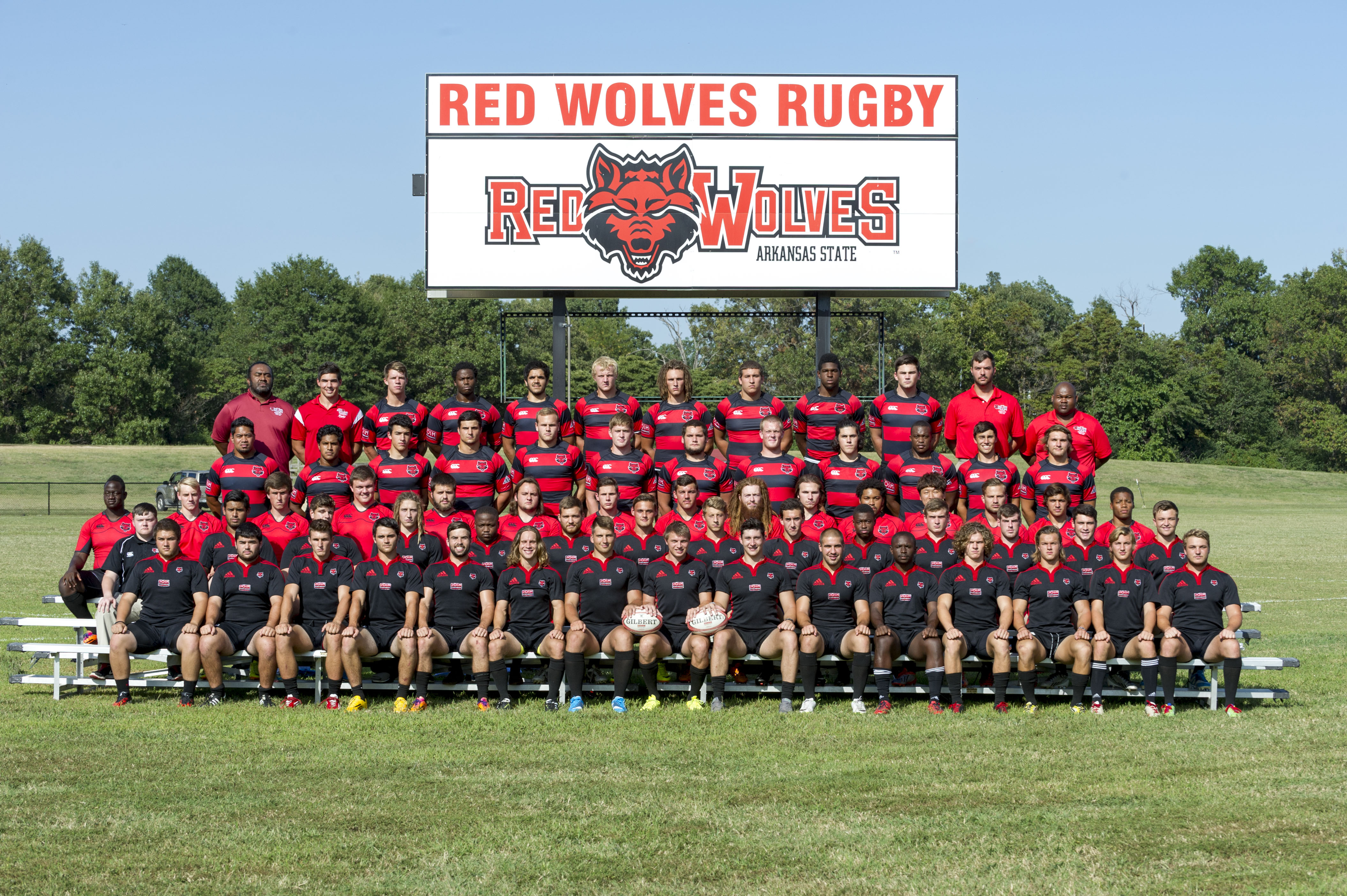 2014-15 Rugby Team