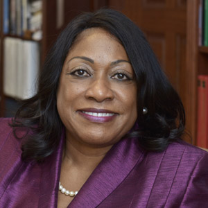 Gates Recognized as Distinguished Alumna