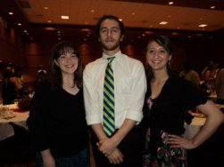 ASU Language Students at the Awards Ceremony