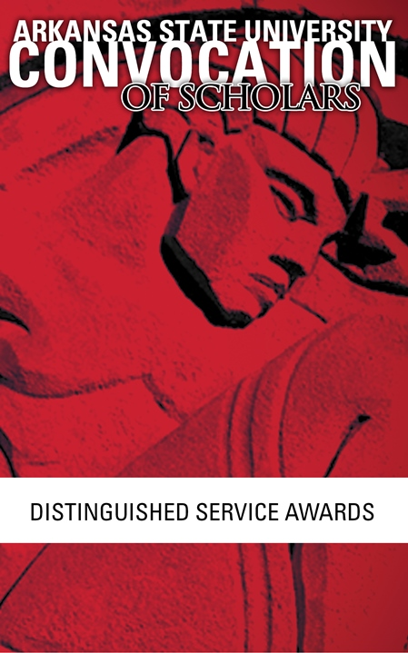 A-State Announces 2017 Distinguished Service Award Winners