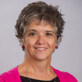 Grippo is Interim Dean in Sciences and Math