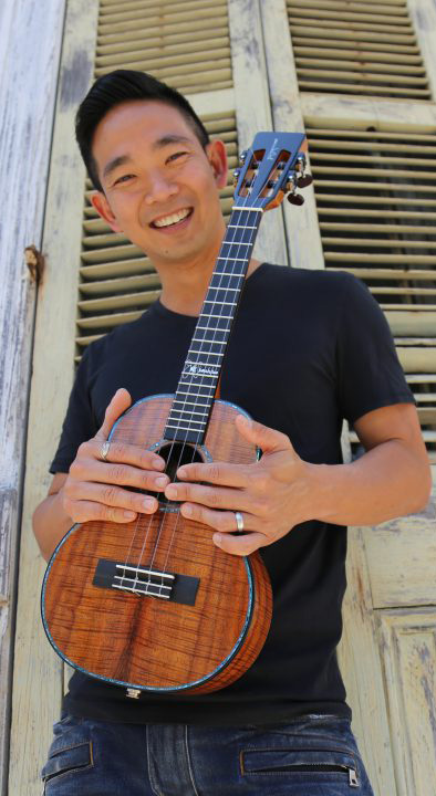 Ukulele Player to Highlight Fowler Center Series