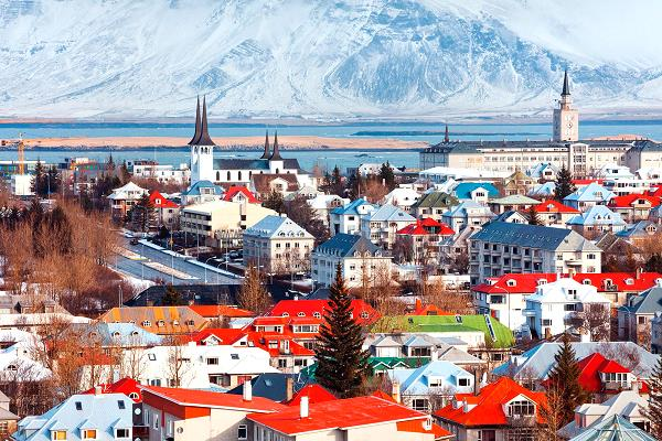 Photography & Painting in Iceland