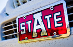 ASTATE Licence Plate